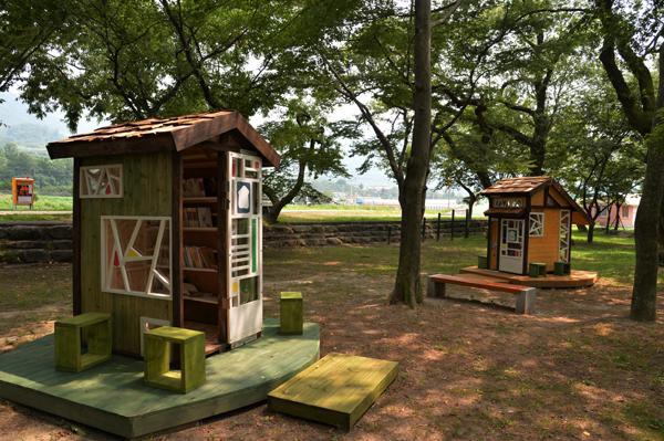 세상에서 가장 작은 도서관 - 이뉴스투데이