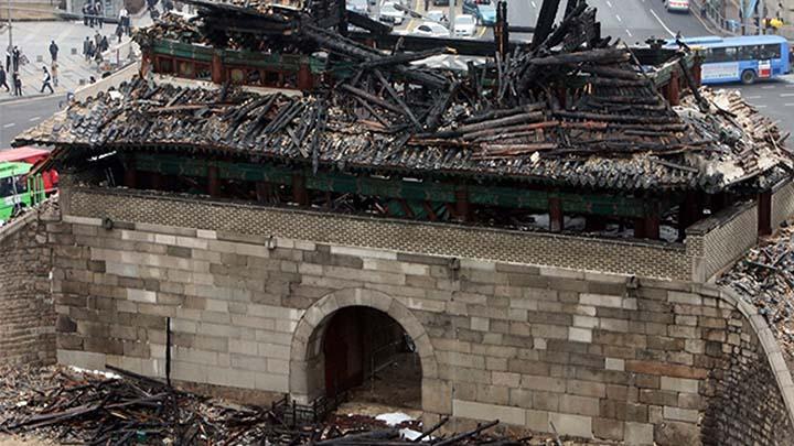 숭례문 이어 노틀담 성당까지 덮친 화마…국내 지정문화재 1500여곳 화재 취약