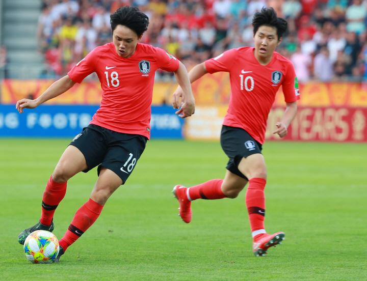 U-20 월드컵 준우승…韓 축구 새희망 봤다