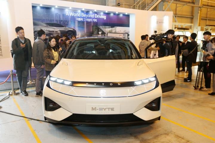 명신, 2024년까지 22만대 전기차 단계적 생산계획 발표 - 이뉴스 ...